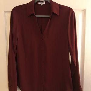 Slim Fit Convertible Sleeve Portofino Shirt